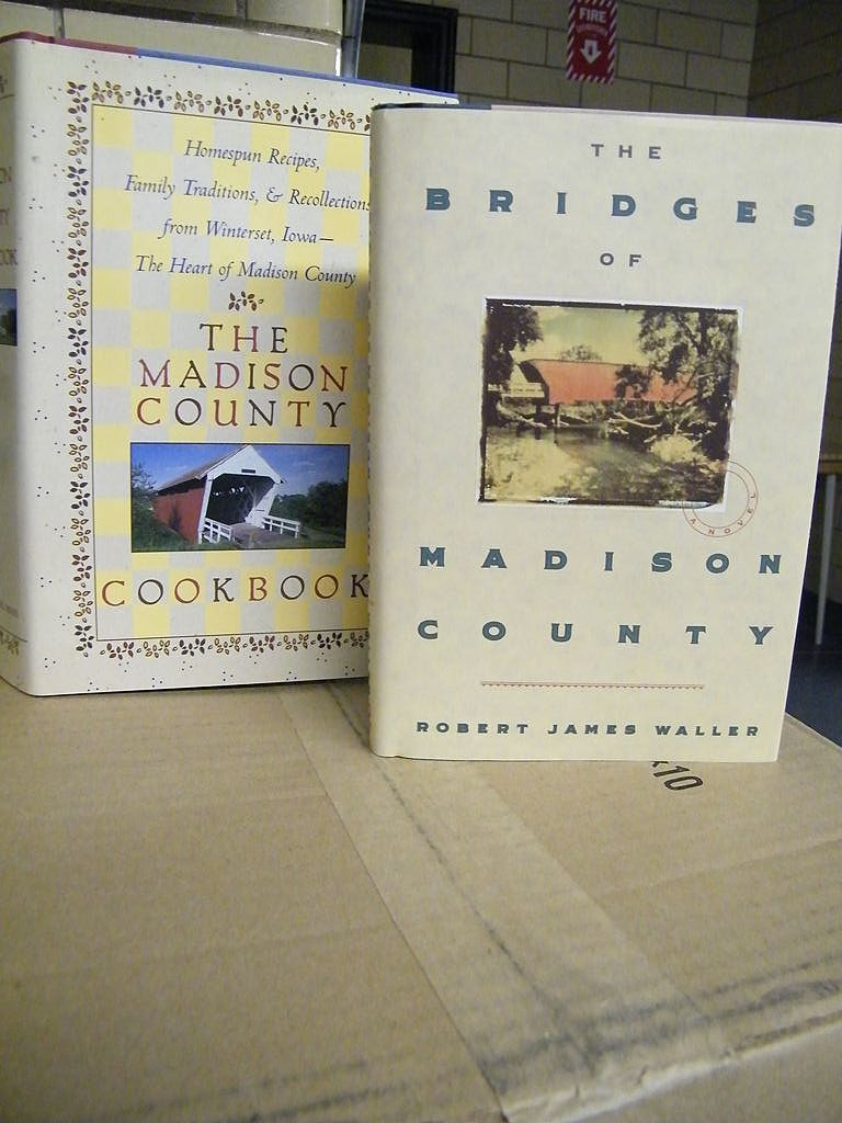 an analysis of the book the bridges of madison county The bridges of madison county has a score by tony winner jason robert brown (parade, honeymoon in vegas) and a book by tony.