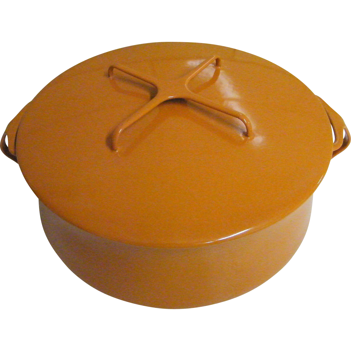 Dansk Large  6 Quart Stock Pot...Bittersweet...1970's..France