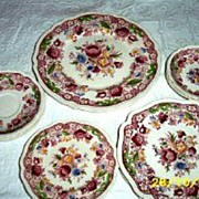 Johnson Bros. Dorchester Dinnerware  18  Pieces