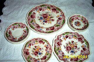 Johnson Bros. Dorchester Dinnerware  18  Pieces