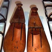 Mens Vintage Maple Shoe Stretchers/Forms Size 12 D