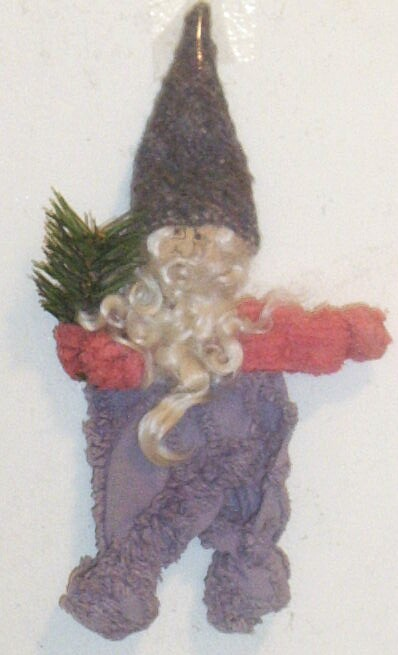 Item ID: SANTA-CHENILLE-2337 In Shop Backroom