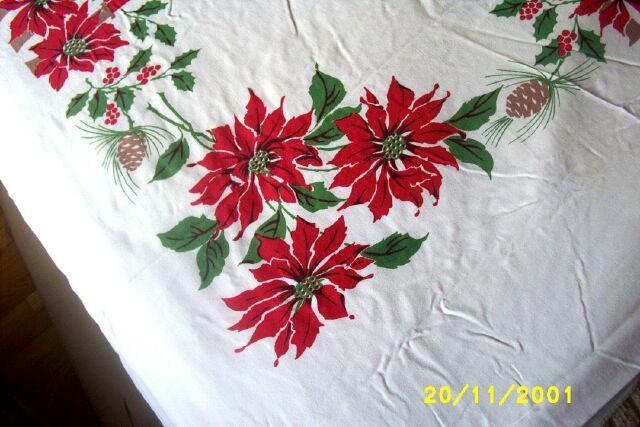 Item ID: Tablecloth -110 In Shop Backroom
