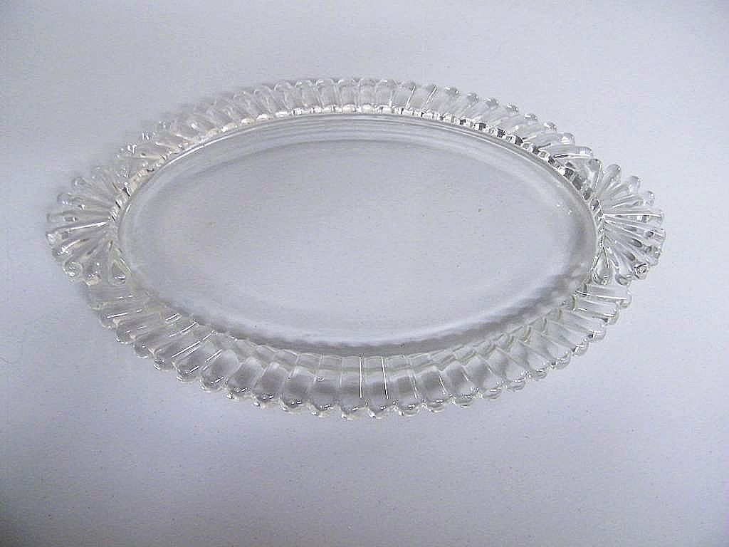 "Thick Glass Vanity Tray...15"" X 9.5"""