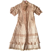 Edwardian Child's Dress..