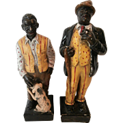 Amos and Andy figurine....Circa 1930....