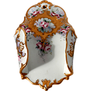 Hand Painted French China Holder...