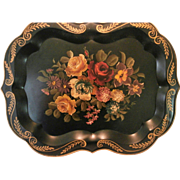 1940's Era Tole Tray...