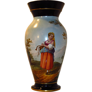 Old Paris Vase....