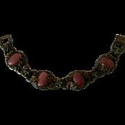 Vintage Moonstone Bracelet..