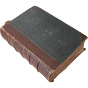 Circa 1864 Gody' Lady's Book..
