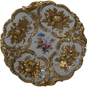 Meissen Cabinet Plate...