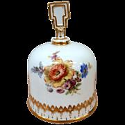 Meissen China Bell....