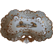 19th Century Davenport Serving Dish...