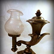 Argand Lamp....