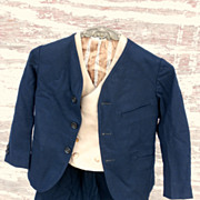 Early 20Th Century Child's Suit....