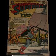 Superman #89...May,1954...