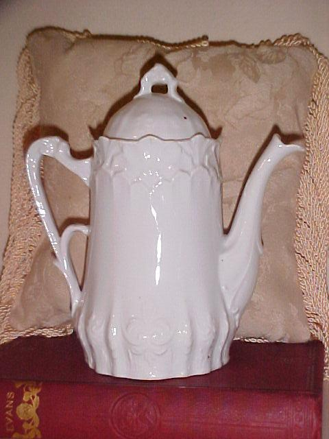Children's Victorian Chocolate or Coffee Pot
