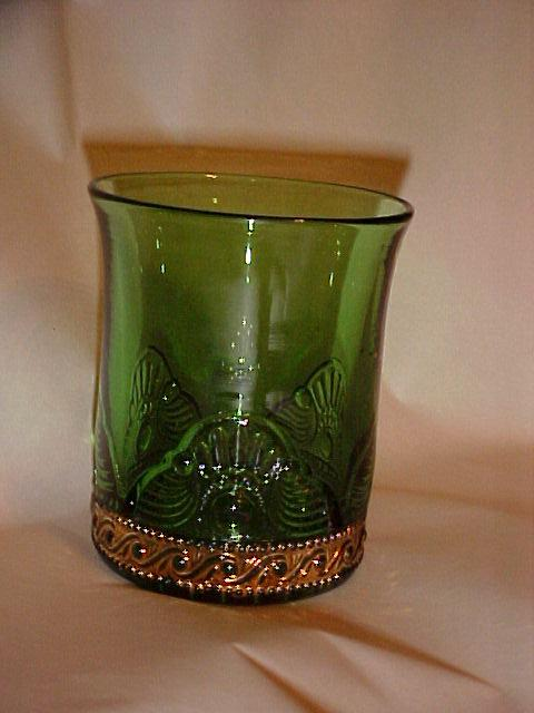 Lacy Medallion Tumbler