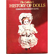 Book: The Collector's History of Dolls