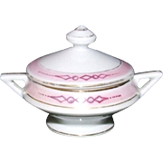 Vintage China Sugar bowl for child's tea service