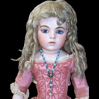 Antique doll jewelry set
