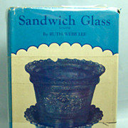 Sandwich Glass – The History of the Boston & Sandwich Glass Company, by Ruth Webb Lee, 1947, Fifth Edition.