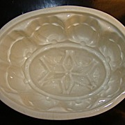 Ironstone Pudding/Food Mold – Late 1800's