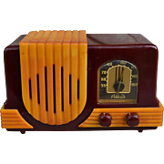 Vintage Addison Catalin Art Deco Radio
