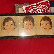 Yard Long Picture Dionne Quintuplets Photos With Authentic Book