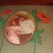 1920 Postcard Book & 11 Postcards Joseph Otis Glover, Paducah, KY