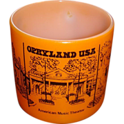 Nashville's Opryland U.S.A., Now Closed, Souvenir Mug Federal