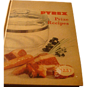 1953 Pyrex Prize Recipes Vintage Cookbook Corning Glass Works NY