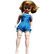 Madame Alexander Cissette Doll Tagged Swimsuit Strawberry Blond Rosy Cheeks