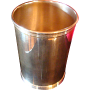 Newport Sterling by Gorham Mint Julep Cup (s) 7 Available Partial Tag
