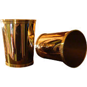 Newport Sterling Silver by Gorham Mint Julep Cup(s)