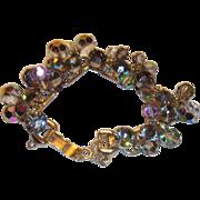 Classic Bold Juliana Bracelet Crystal Baubles Prong Set Rhinestones Dazzle