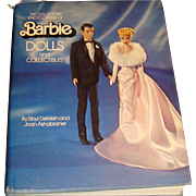 1977 Collectors Encyclopedia of Barbie Dolls and Collectibles Hardback with Dust Jacket