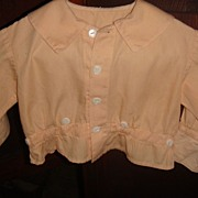 Darling Child's or Baby Doll's Shirt From Very Long Ago!