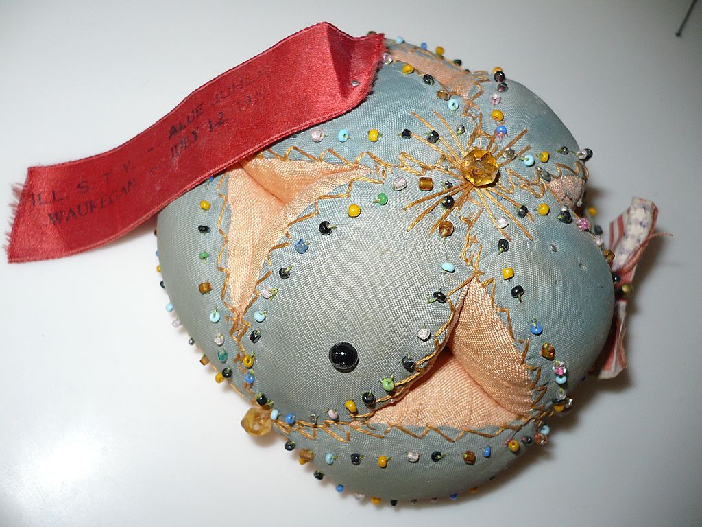 1939 Handmade Pincushion