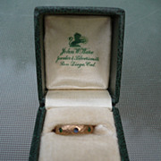 Childs Gold Ring