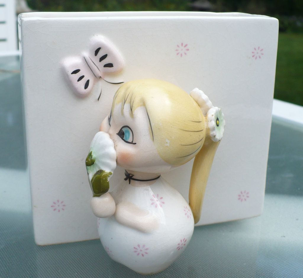 Holt Howard Daisy Dorable Pencil Holder