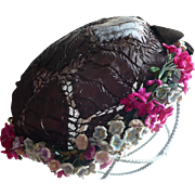 Floral Spring Hat
