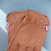 Marlboro Man Leather Gloves