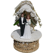 Wedding Cake Topper 1940's