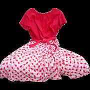 Swirl House Dress