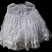 Hoop Crinoline Net Petticoat
