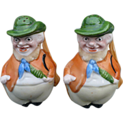 Hunter Men Salt & Pepper Set