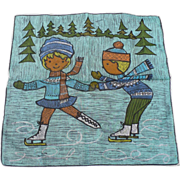 Despose Skating Handkerchief