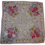 Pajama Party Handkerchief